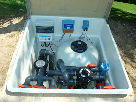 cloradores salinos piscinas en madrid instalacion de