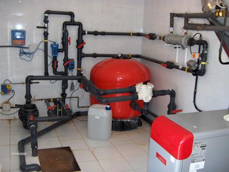 Depuradoras piscinas en madrid instalacion de for Esquema depuradora piscina