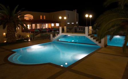iluminacion para piscinas en madrid instalacion de