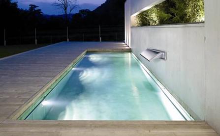 Luces piscina sin instalacion top si no instalas un - Luces piscina led ...