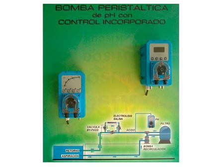Dosificadores ph piscinas en madrid instalacion de for Ph piscinas
